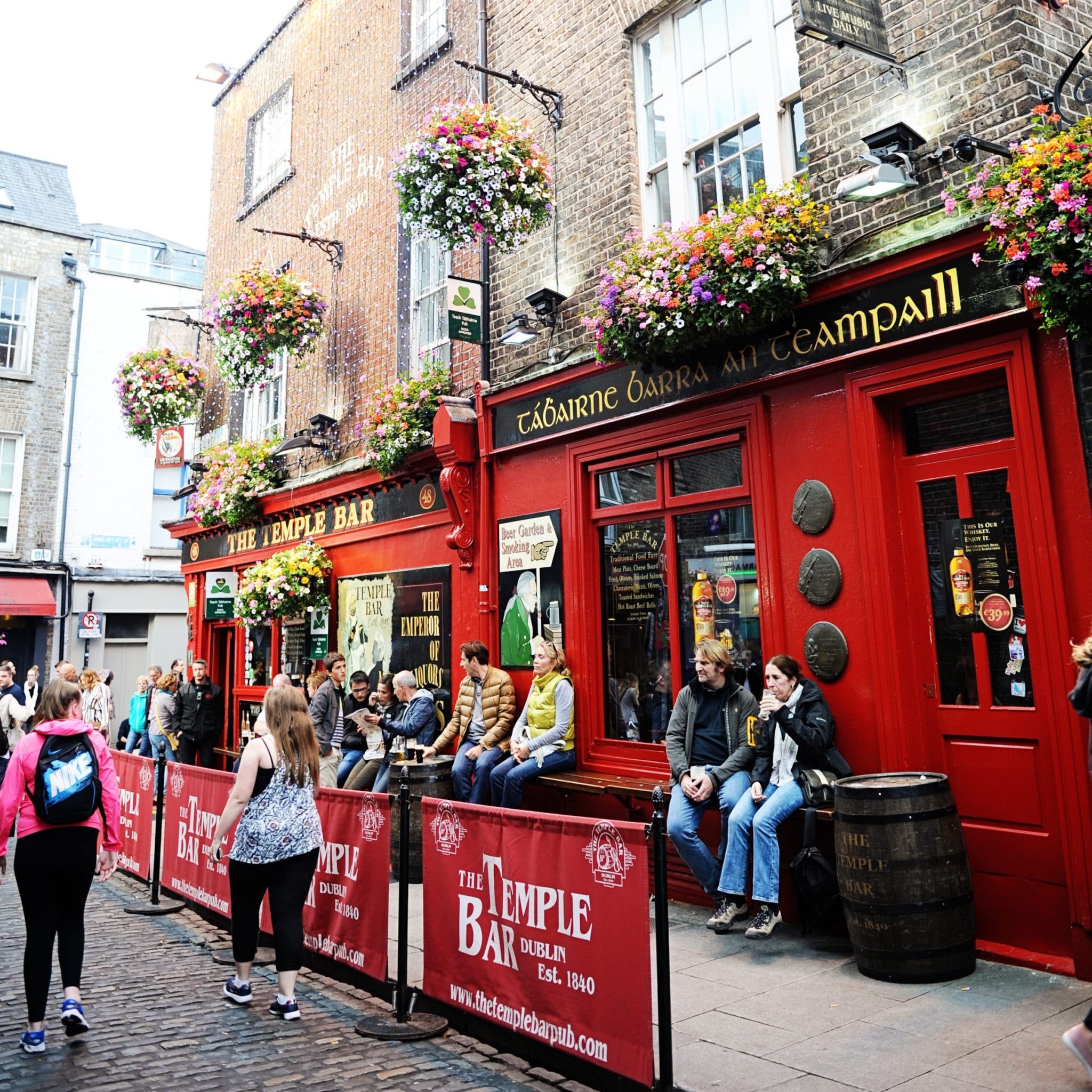 dublin ireland travel guide