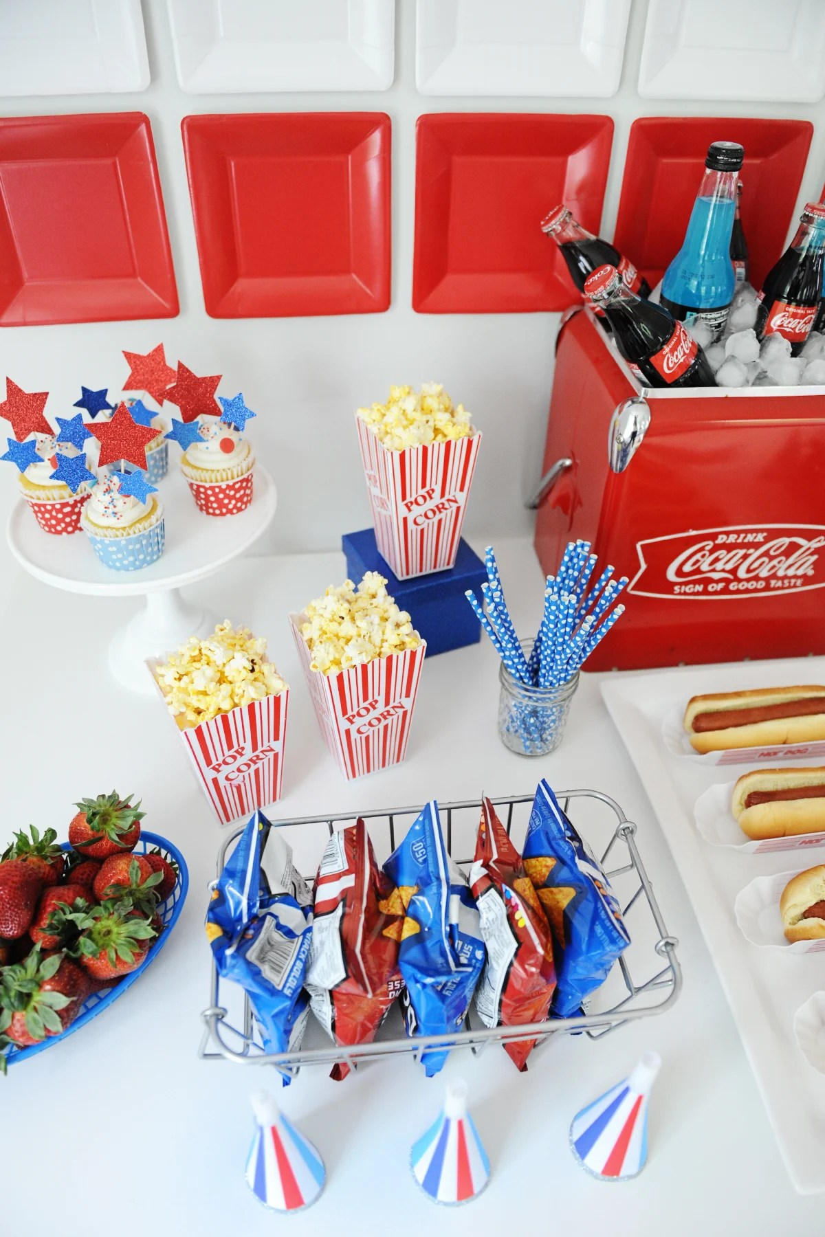 4th of July themed party ideas