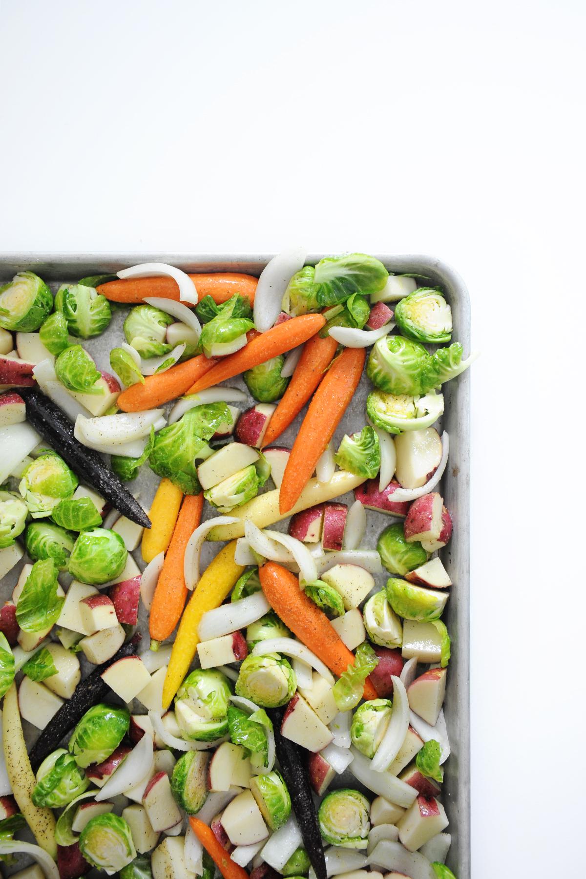 best roasted vegetables ever