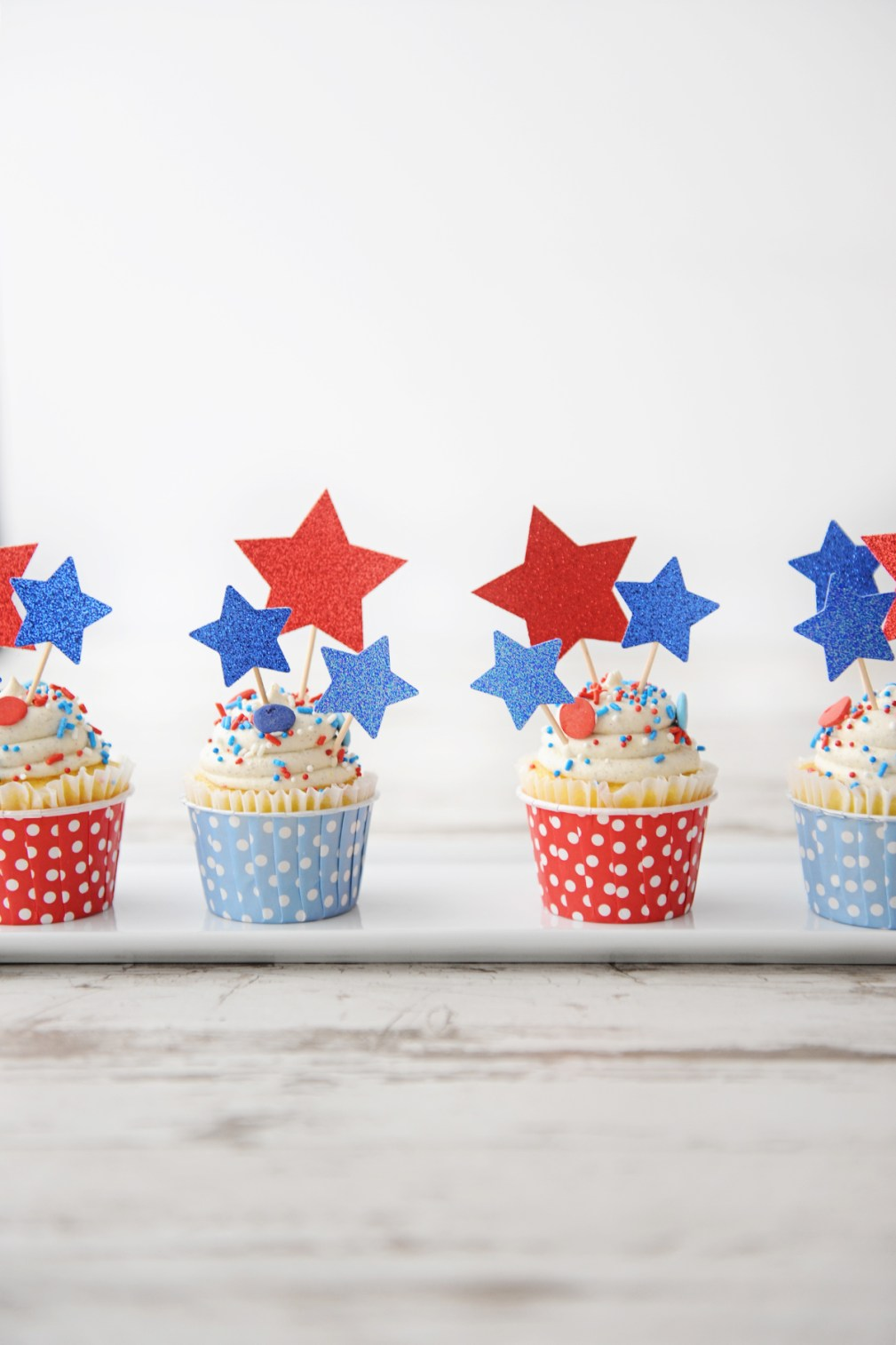 do it yourself cupcake toppers