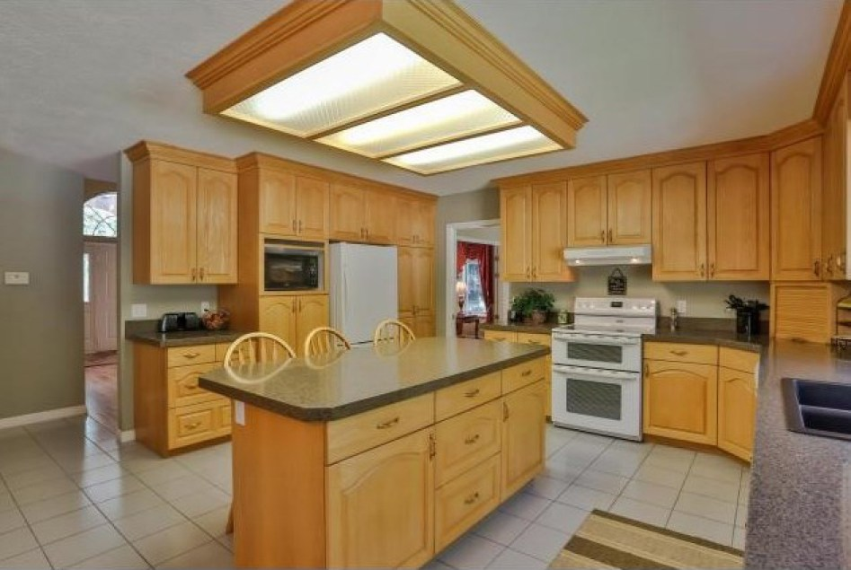 Kitchen remodel before 5