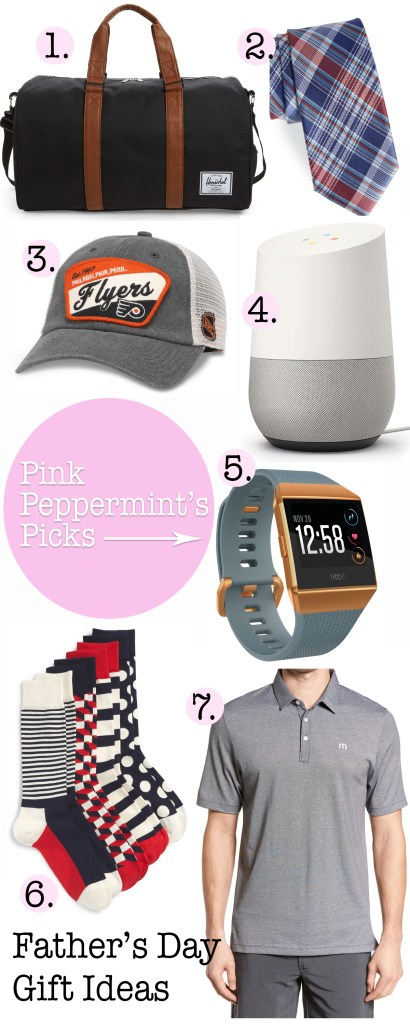 Father's Day Gift Guide and Ideas : Pink Peppermint's Picks