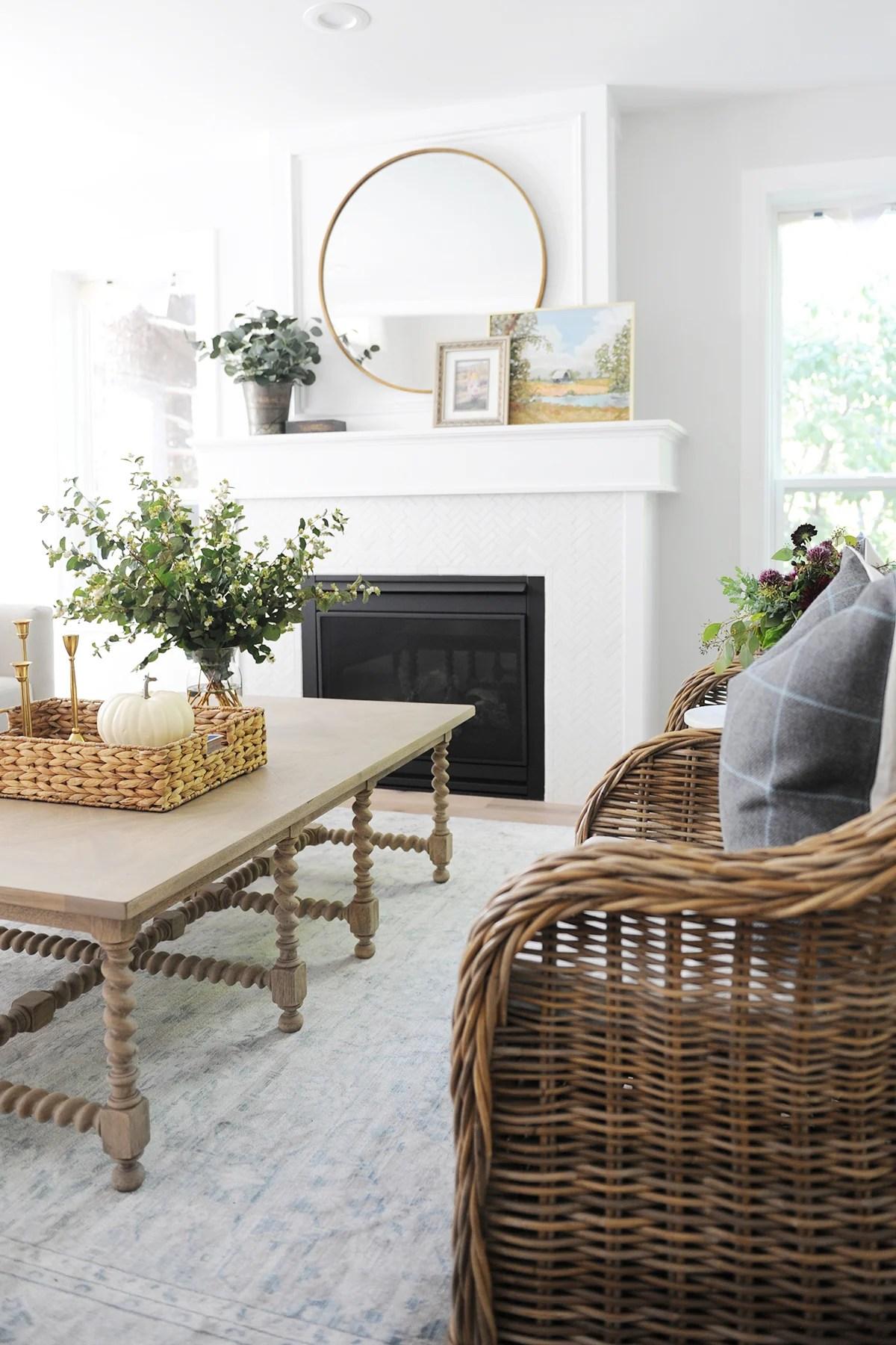 fall home design