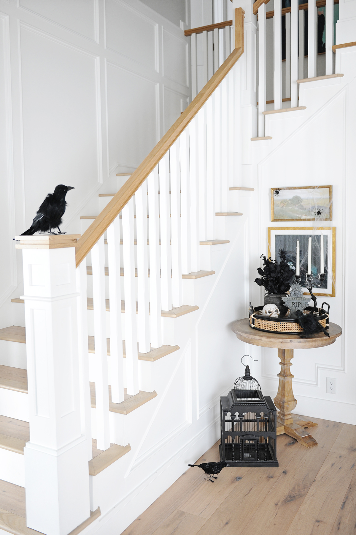 halloween home tours