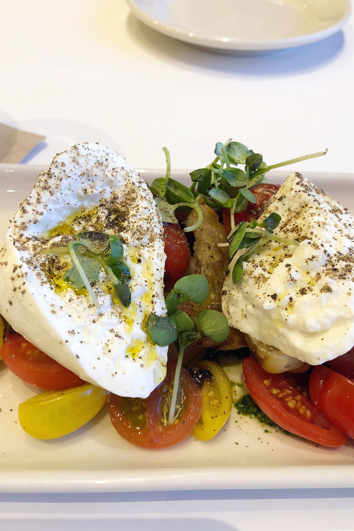 nordstrom cafe burrata