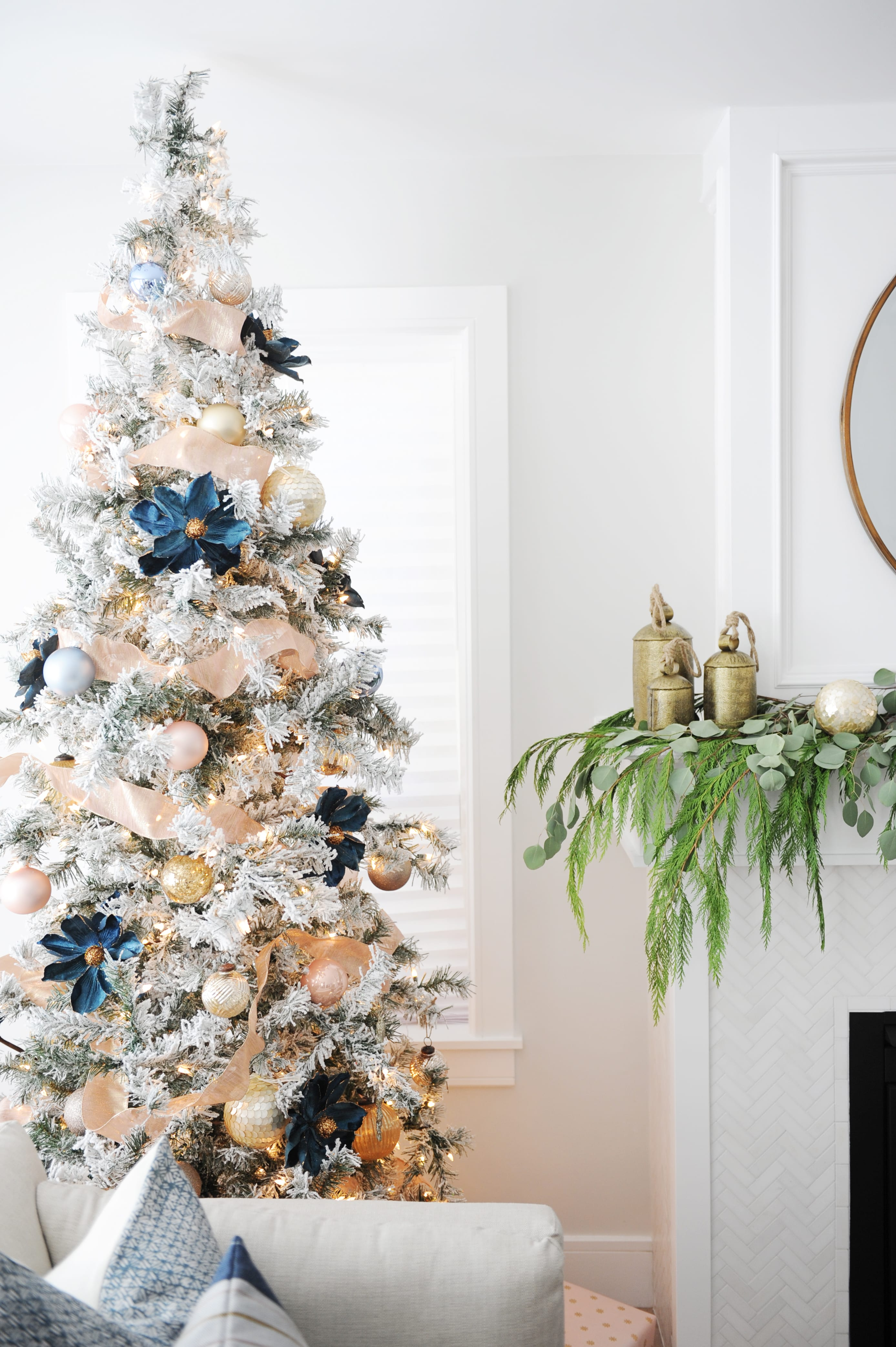 Christmas living room decorating ideas 2