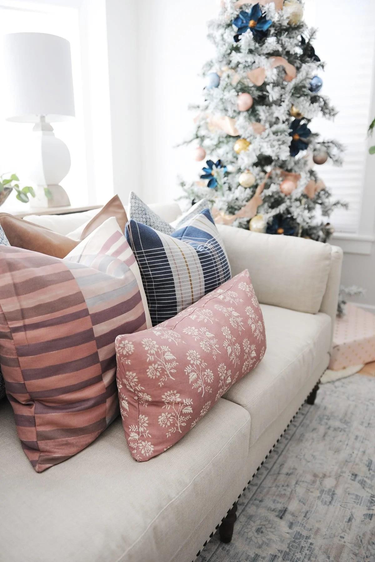Christmas living room decorating ideas 9