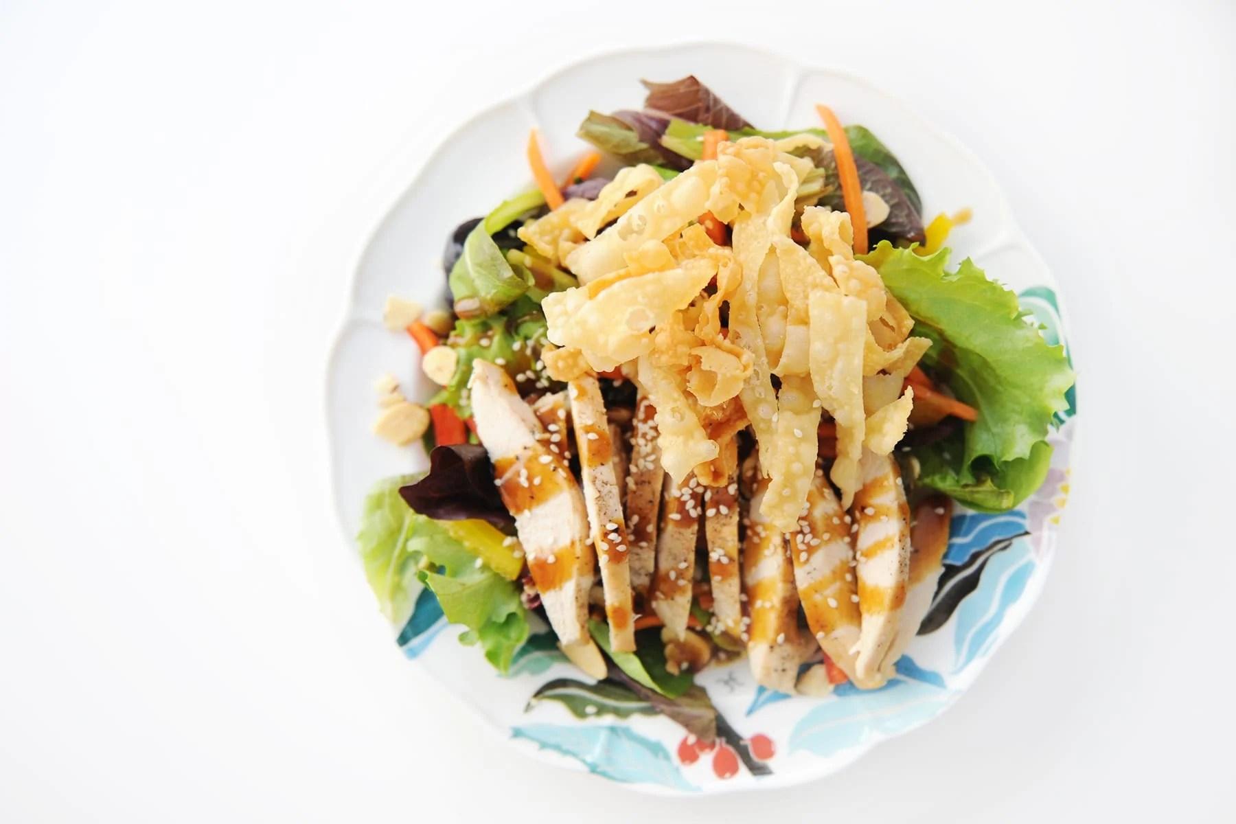 nordstrom cafe salad recipes