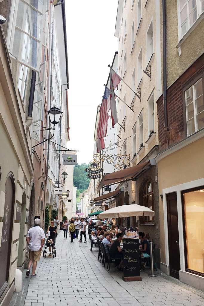 Hotel elefant salzburg austria