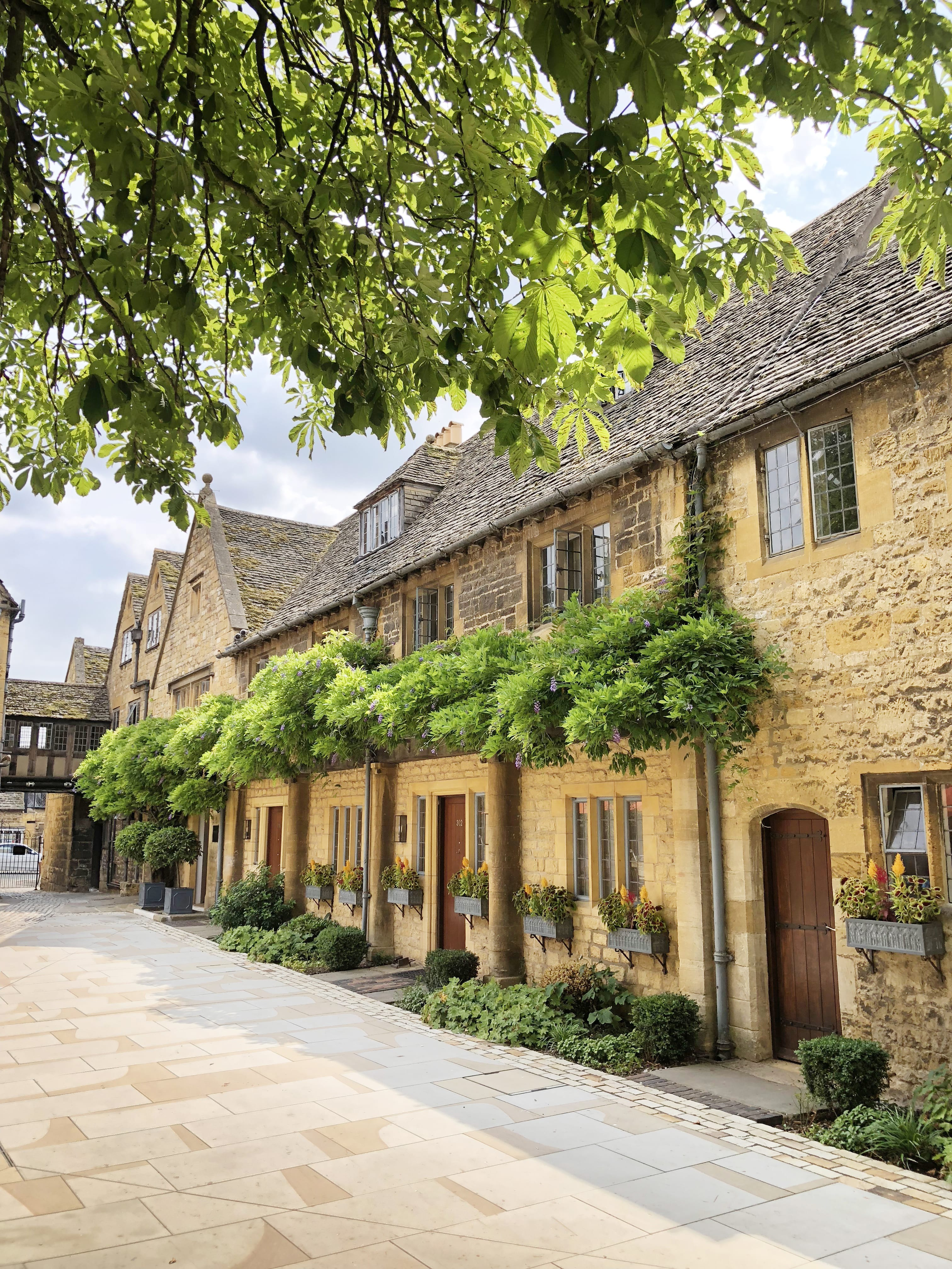 Lygon arms hotel broadway cotswolds