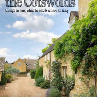 Visiting the cotswolds travel tips