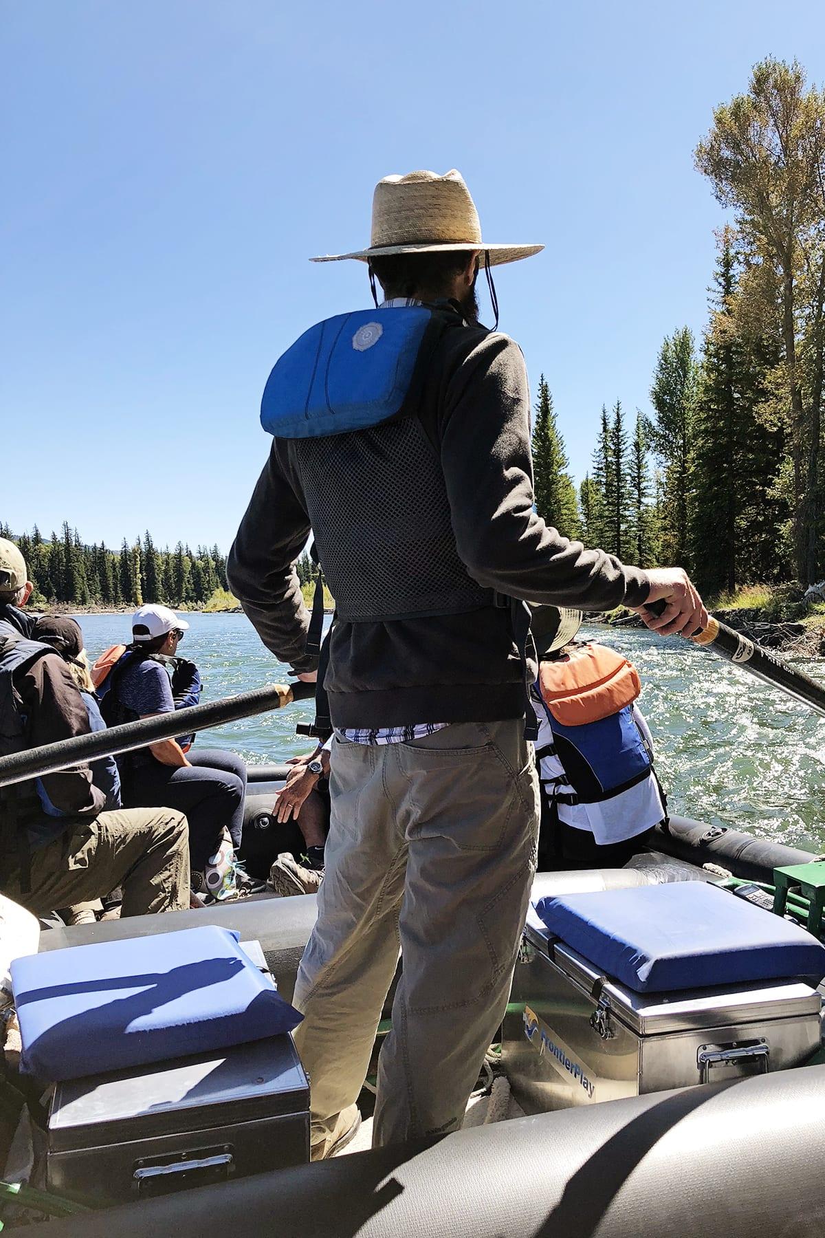 Barker ewing float trip jackson hole wy
