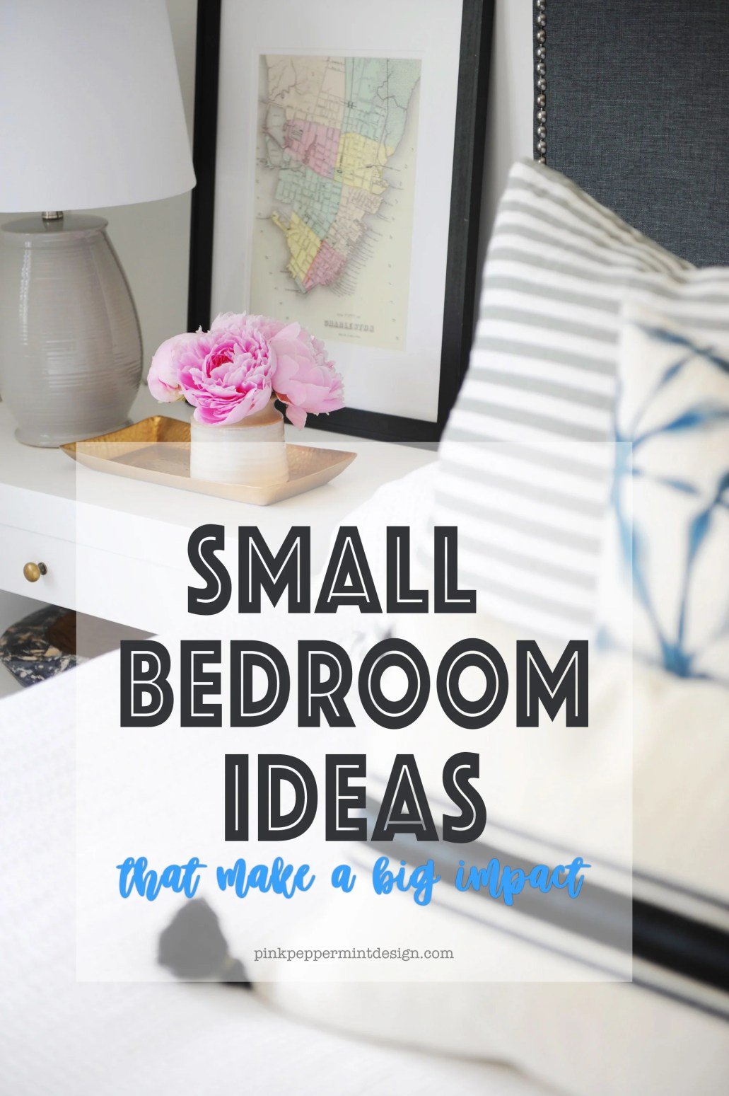 Small Guest Bedroom Ideas that Make a Big Impact - Pink ...