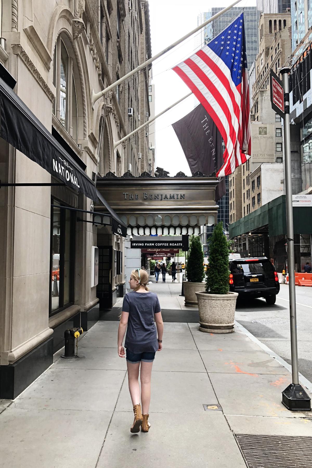 Luxury Hotels in Midtown NYC