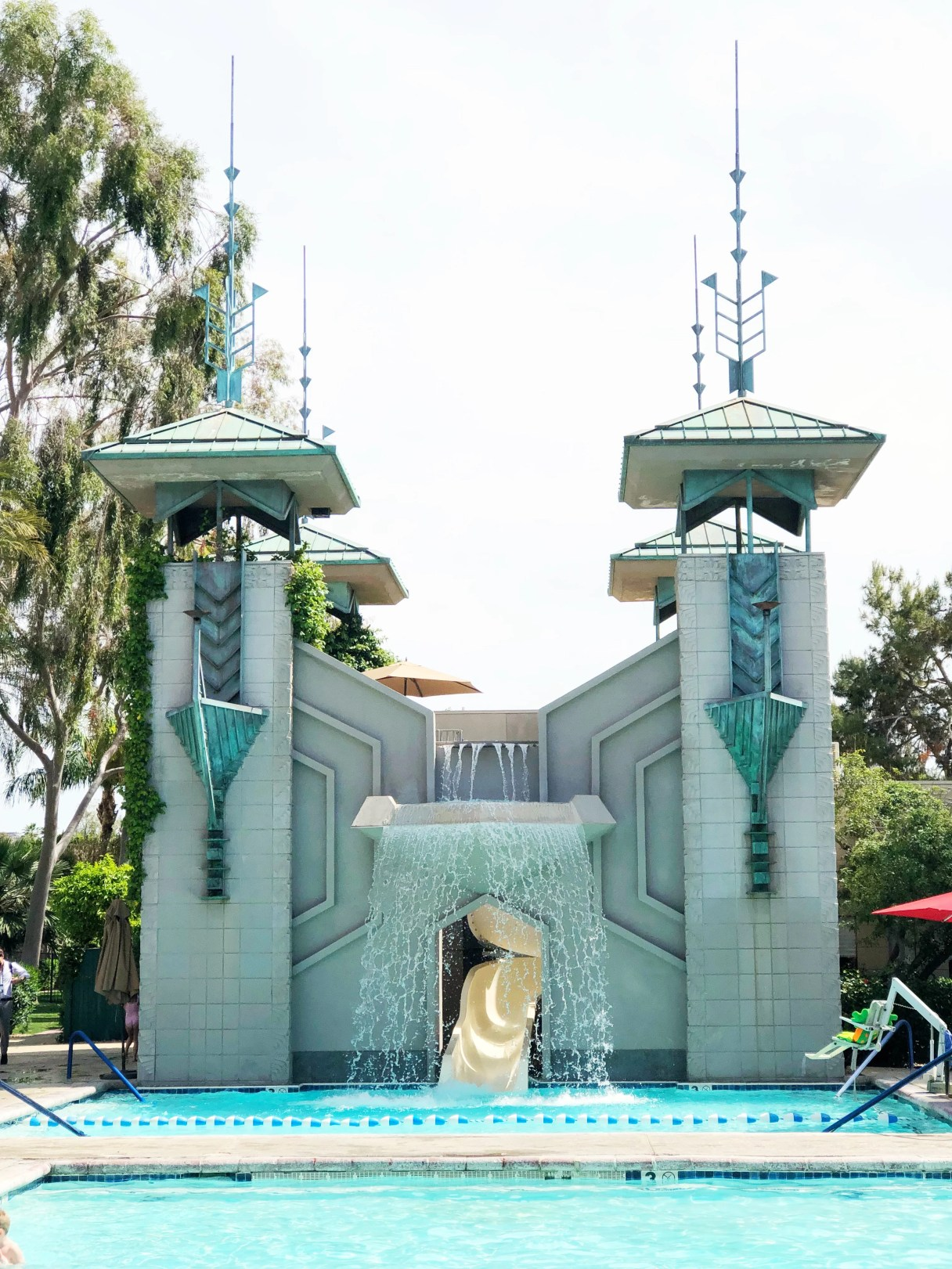 hotel water park phoenix