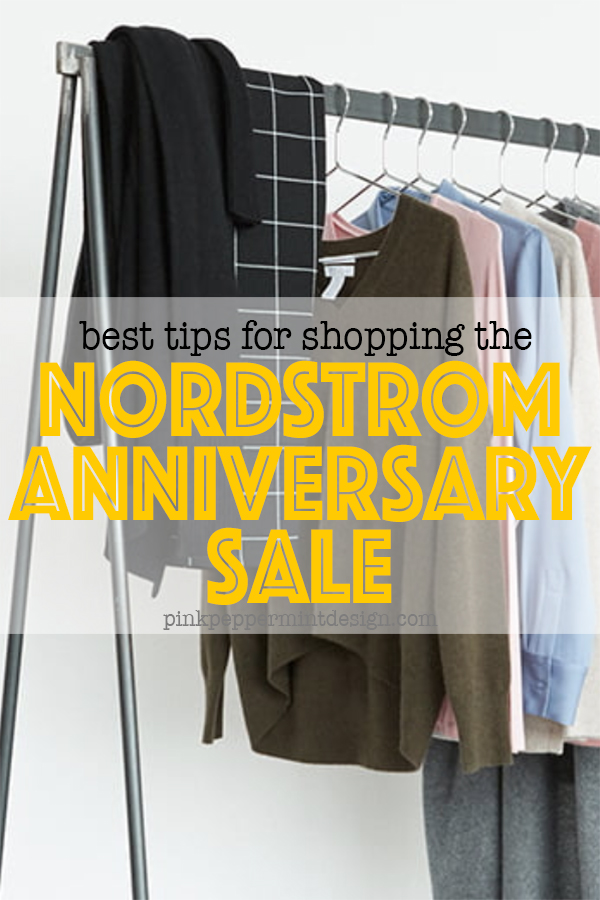 Early access nordstrom anniverary sale 2019