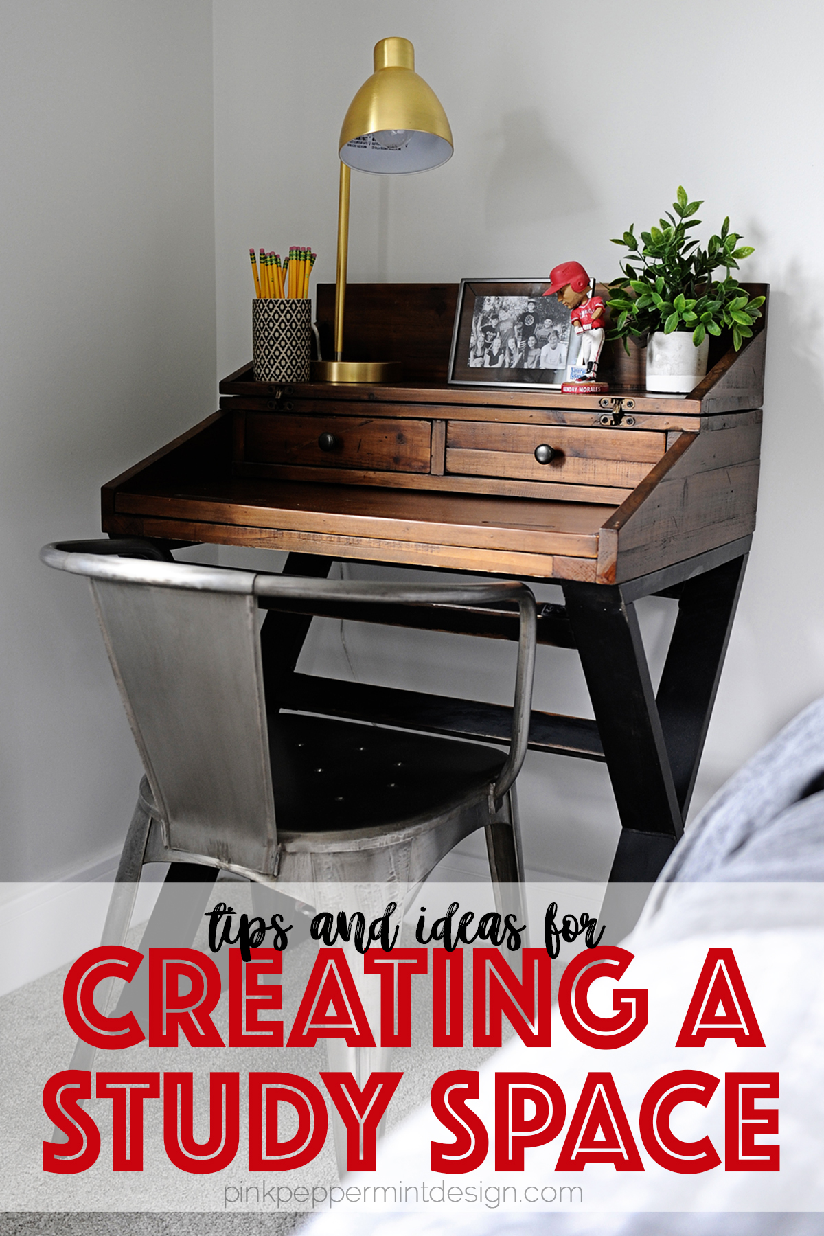 Study Space Ideas & Tips for Creating a Great Homework Spot