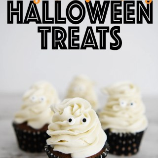 Kid friendly halloween treats