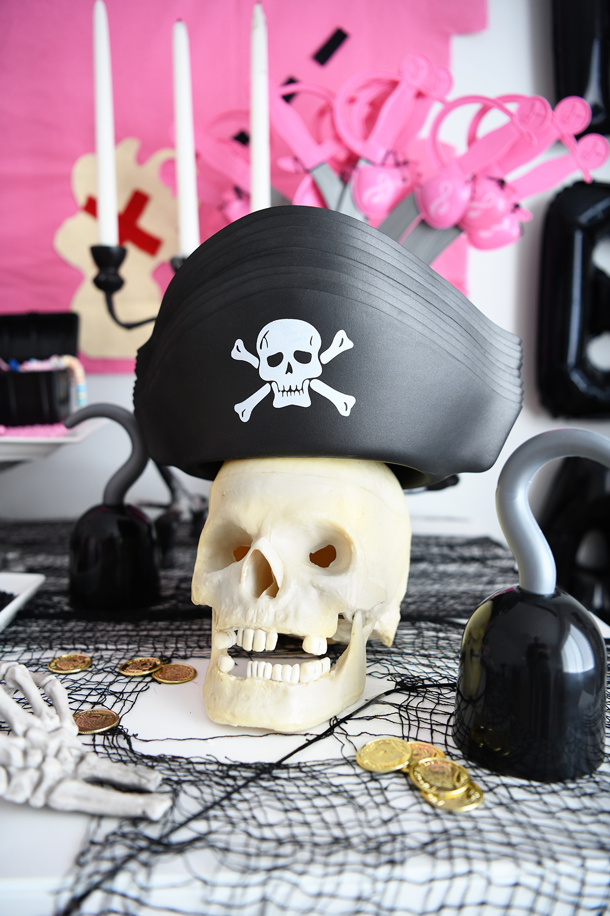 Pirate halloween decorations 5 1