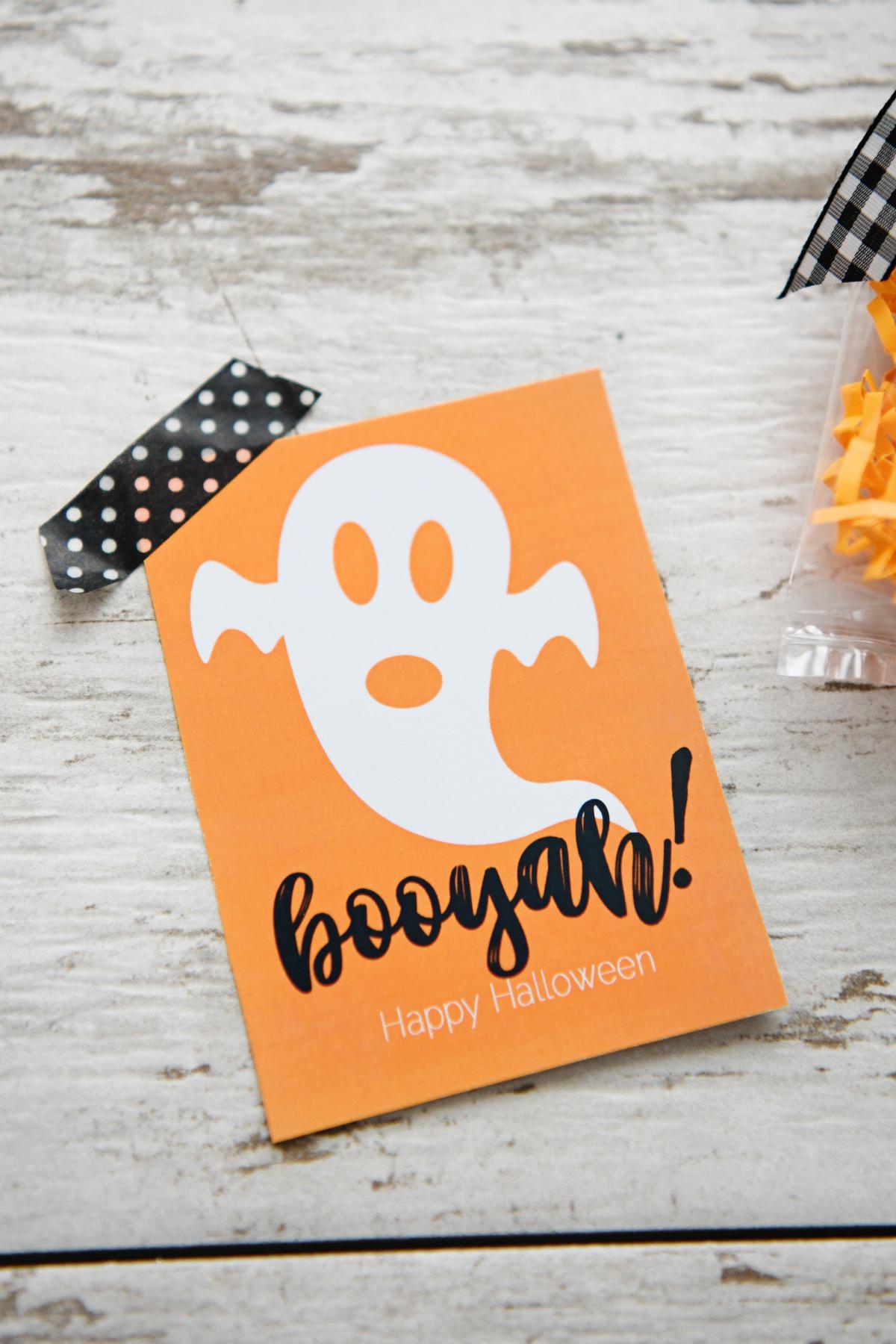 Booyah halloween tags
