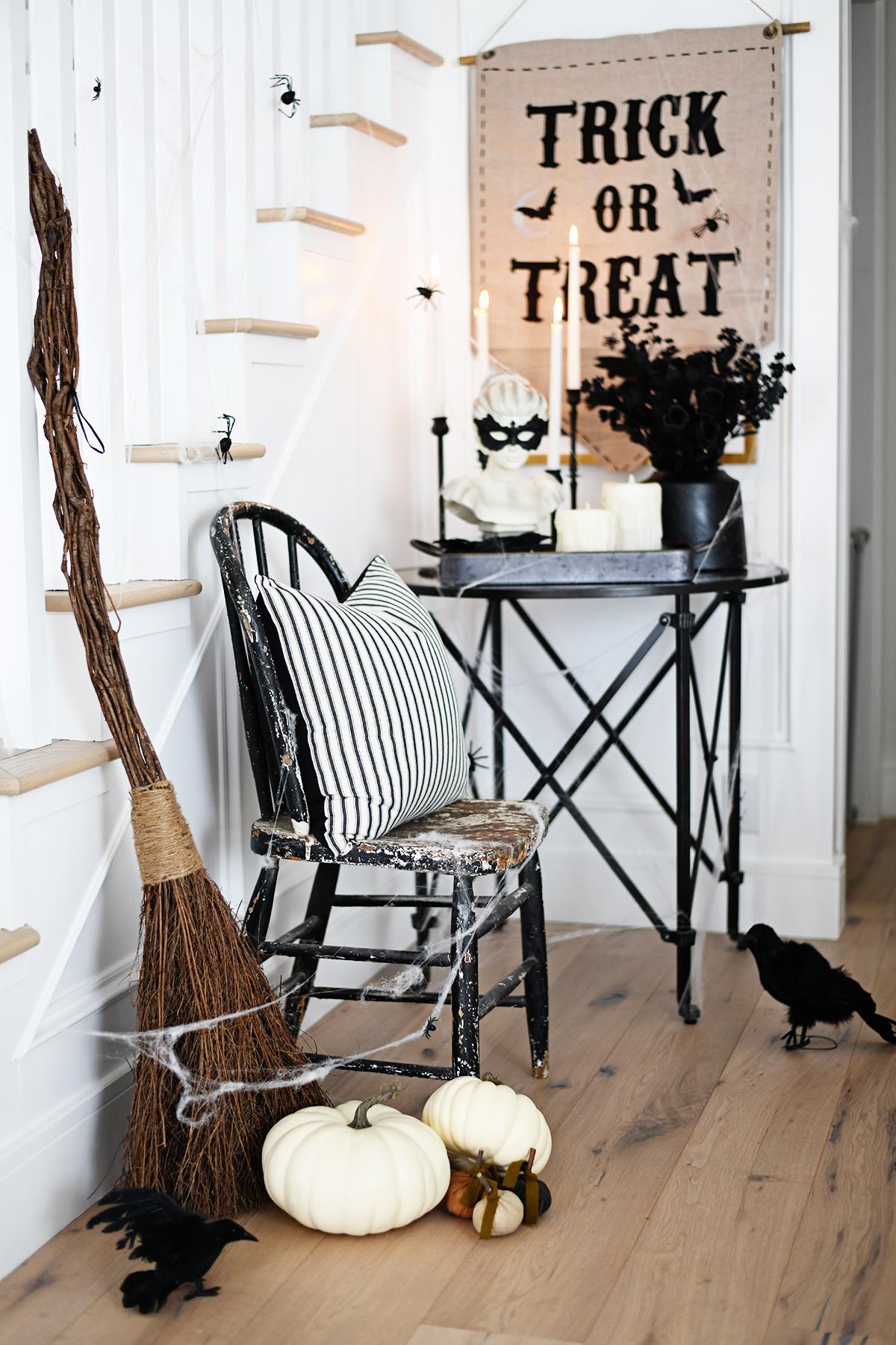 DIY Halloween Decor Indoor Halloween Decorating Ideas