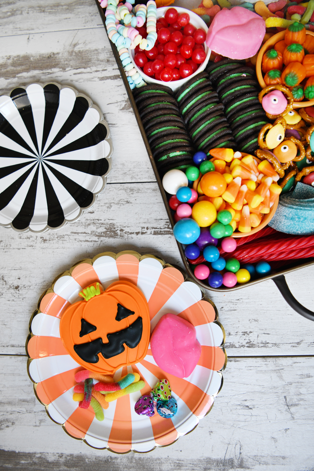 Spooky food ideas for kids