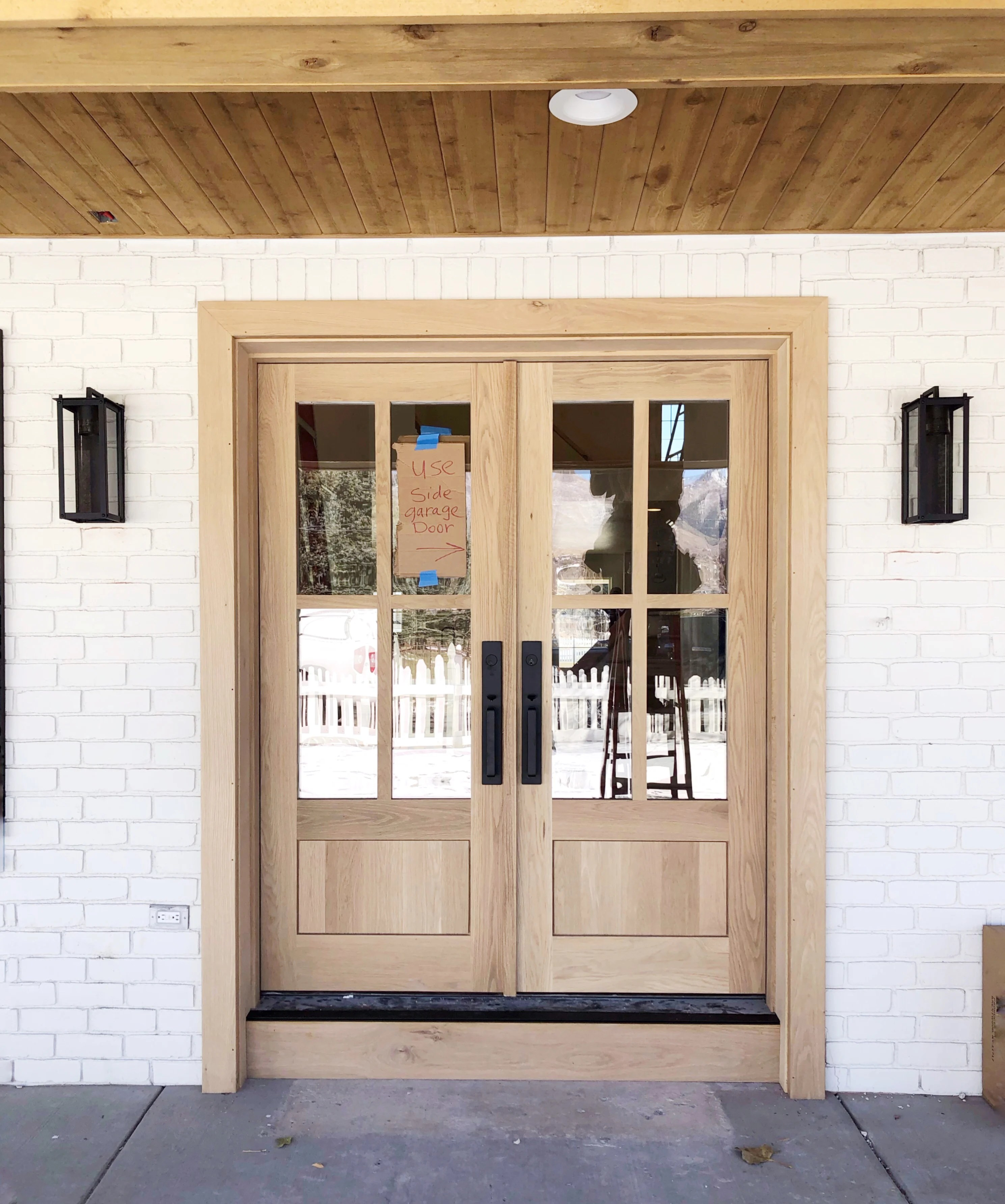 Midway Modern Farmhouse Kitchen Lighting and Other Updates
