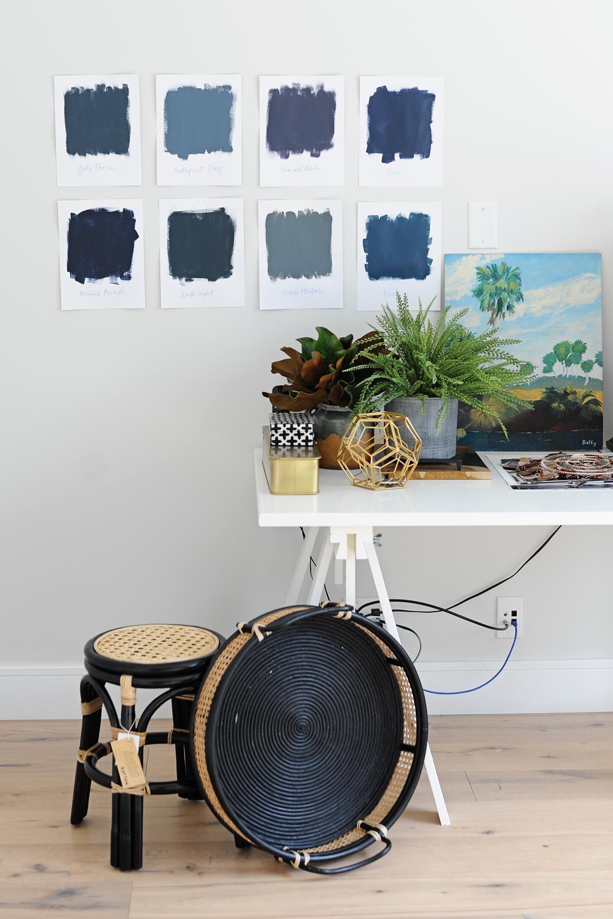 Blue paint colors 2