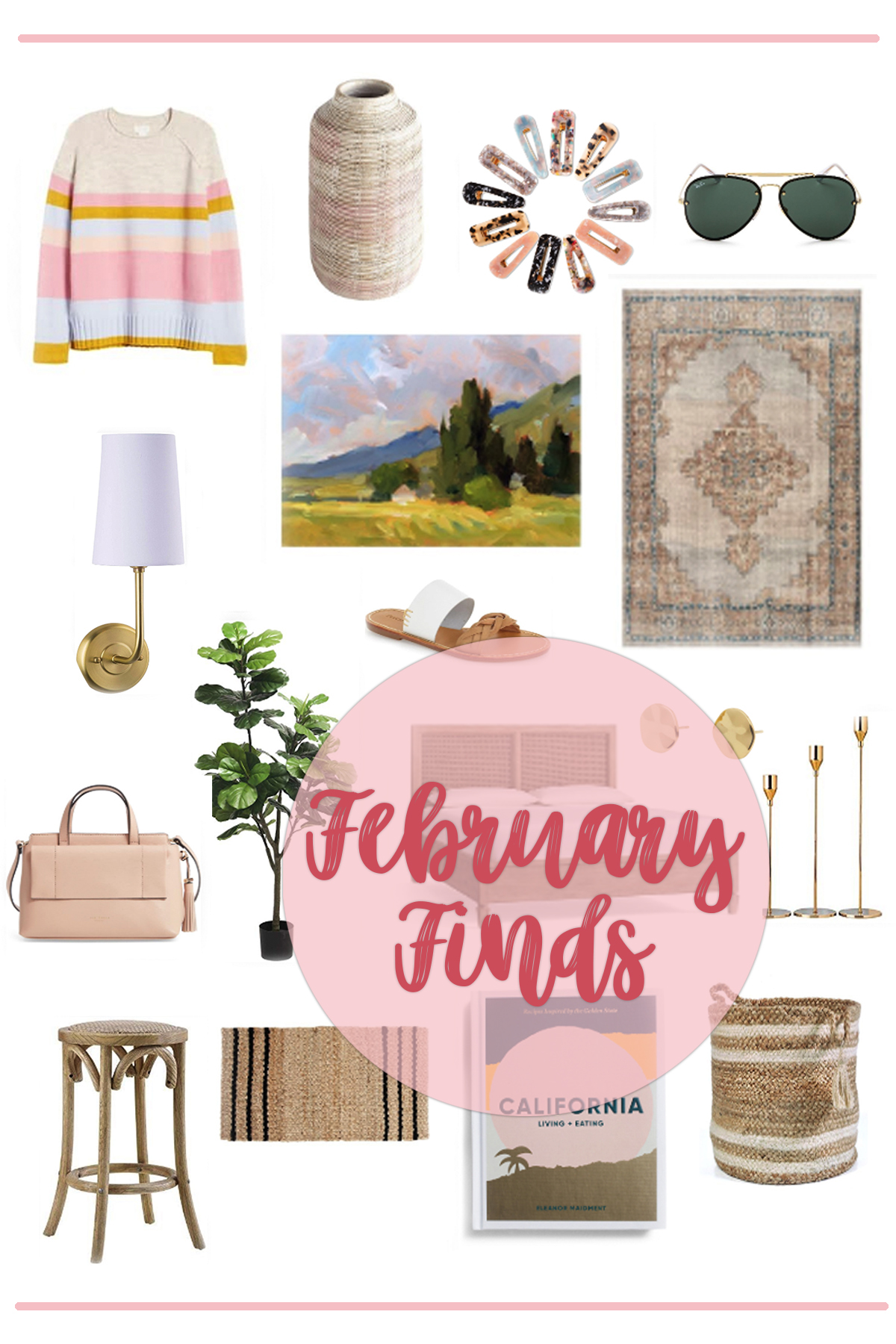 Fun February Finds and Weekend Sales
