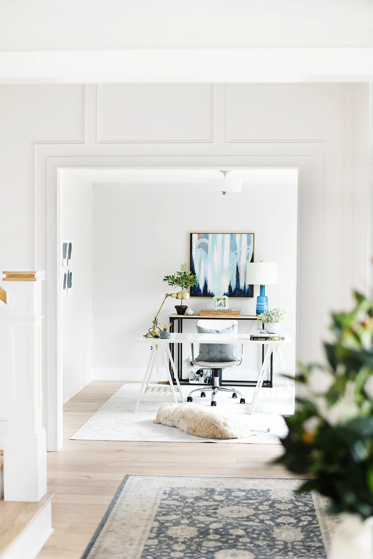 Creating a home office 1