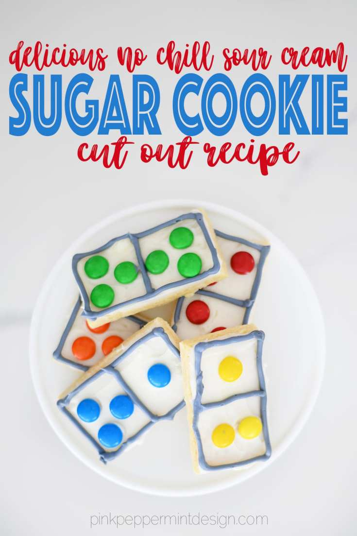 Game night sugar cookies copy