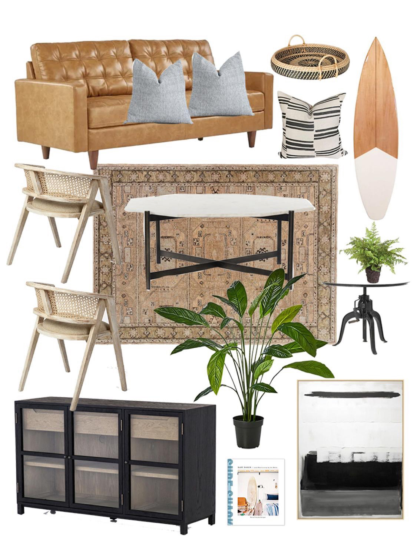 Family Room Design Ideas : The OC Ranch Reno