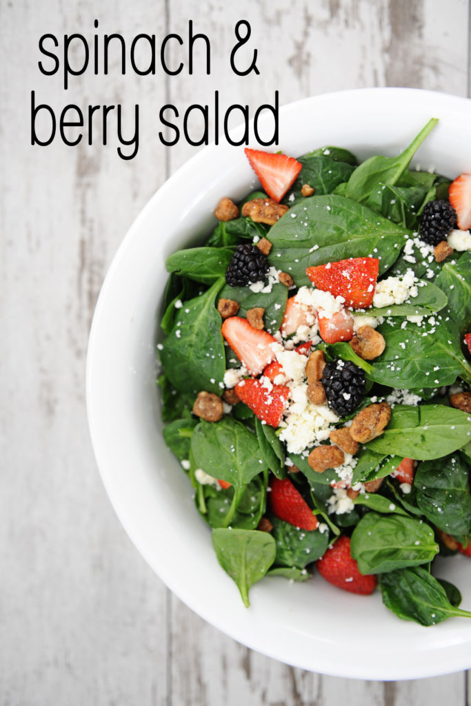 Spinach and strawberry salad 6 683x1024 1