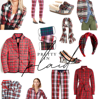 Pretty in Plaid Gift Ideas