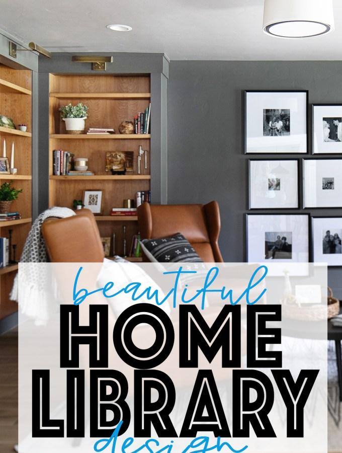 Beautiful home office design 1