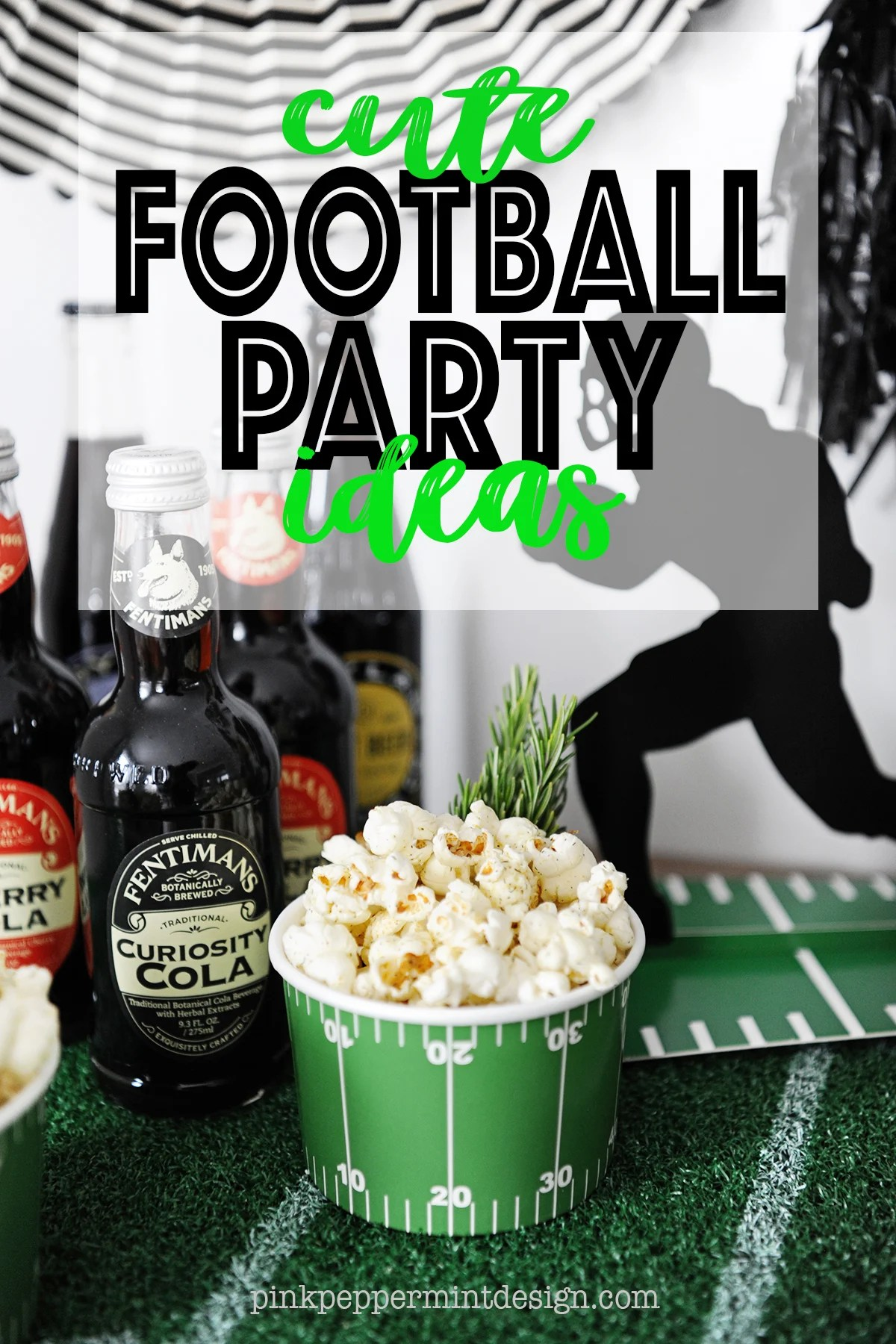 How to Host a Cute and Easy Super Bowl Party