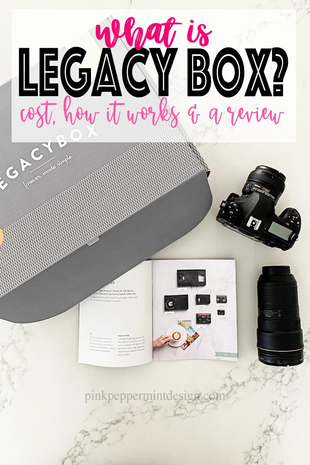 Legacy box 12
