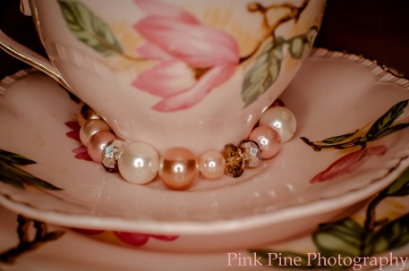 Tuesday Cats Jewellry Pink Teacup