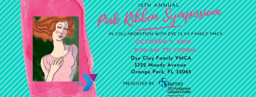 12th Pink Ribbon Symposium – October 5, 2019