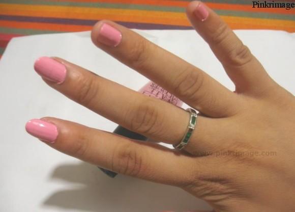 OPI nail polish pink friday