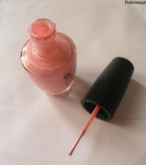 OPI nail polishes