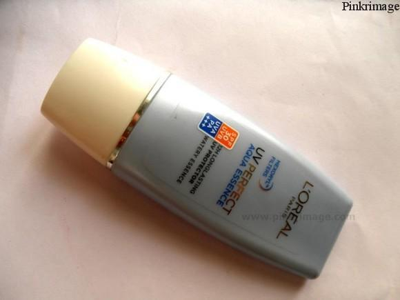 L'Oreal sunscreen review