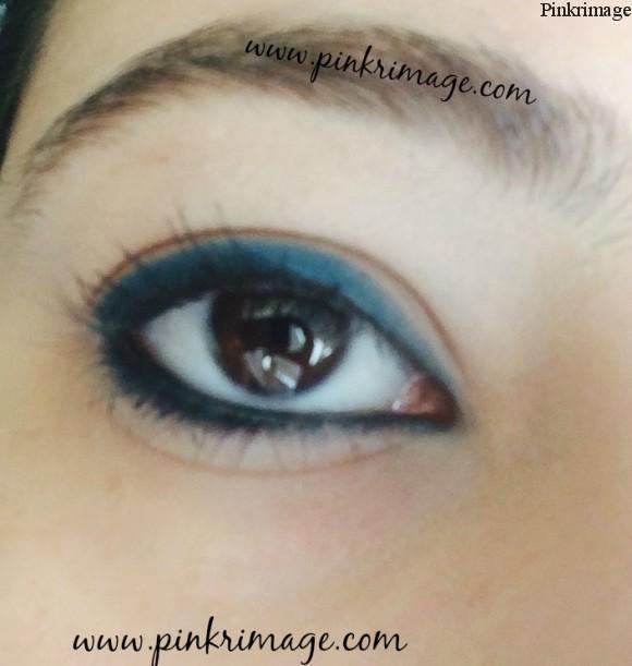 blue kajal india