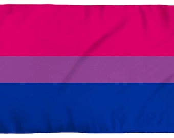 Bisexual Flag 5ft x 3ft