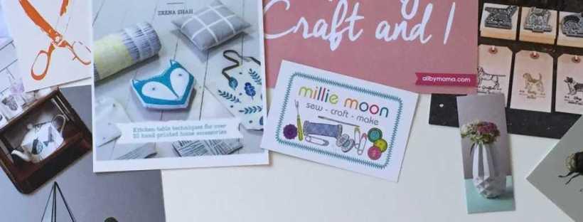 The Handmade Fair business cards
