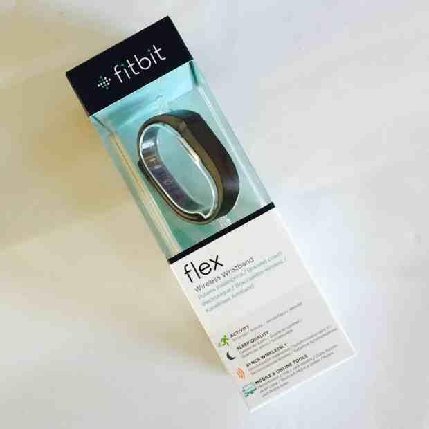Black Fitbit Flex