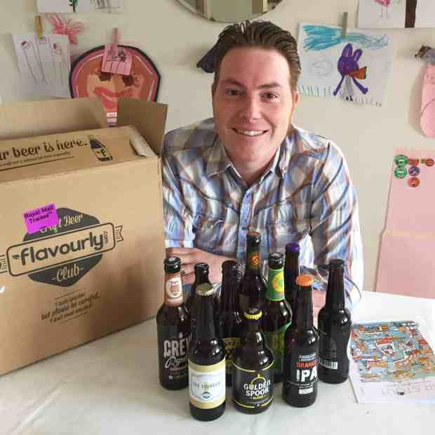 The Flavourly Craft Beer Subscription makes the perfect Father's Day gift for the beer lover in your family.