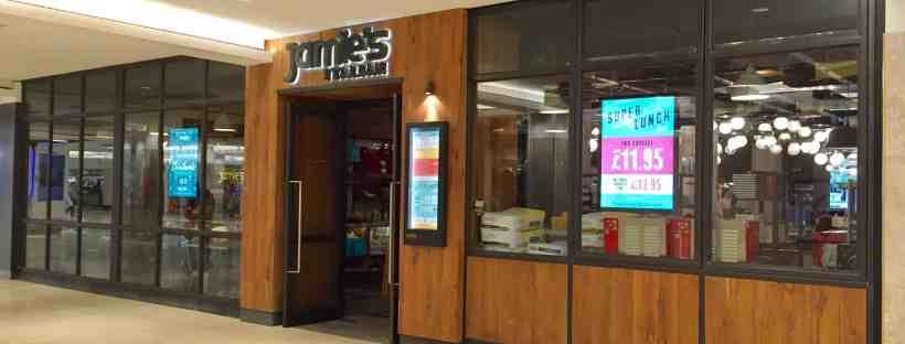 Jamie's Italian Restaurant Milton Keynes