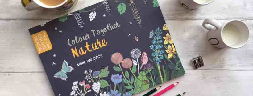 Colour Together Nature by Annie Davidson