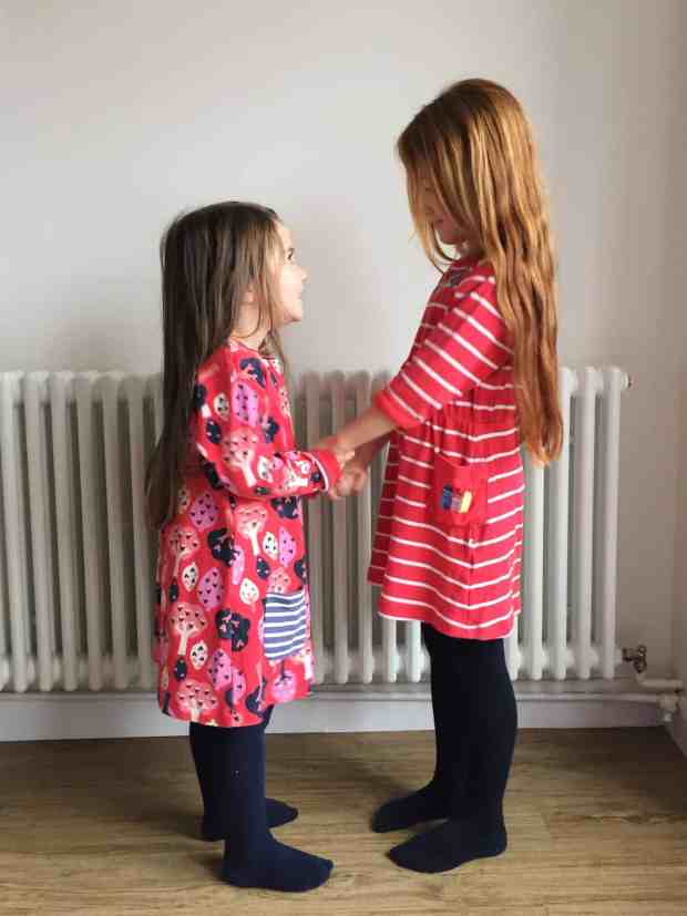 Sisters in Piccalilly organic kids clothing